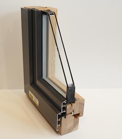 Holz alu fenster erfahrungen  Gässler Fensterbau - Produkte - Holz-Alu-Fenster Ermetic 5000 S